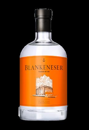 BLANKENESER Premium Dry Gin 0,5 Liter