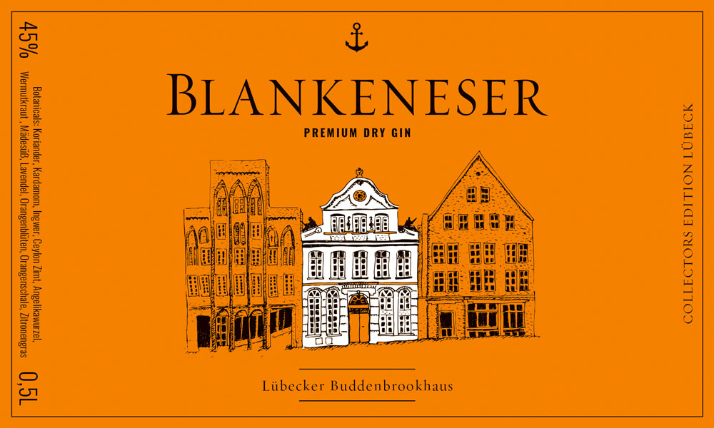 Motiv Buddenbrookhaus