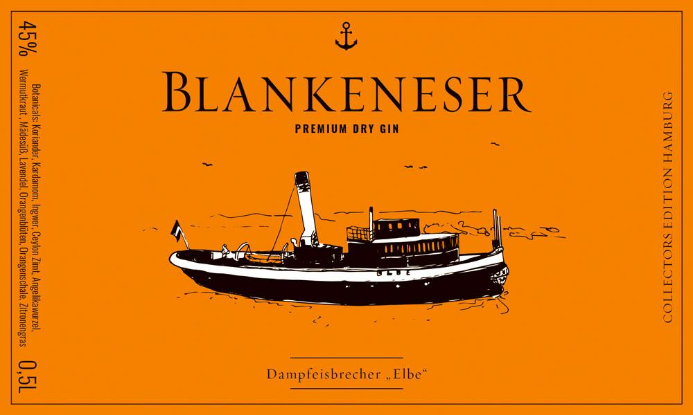 Motiv Dampfeisbrecher Elbe
