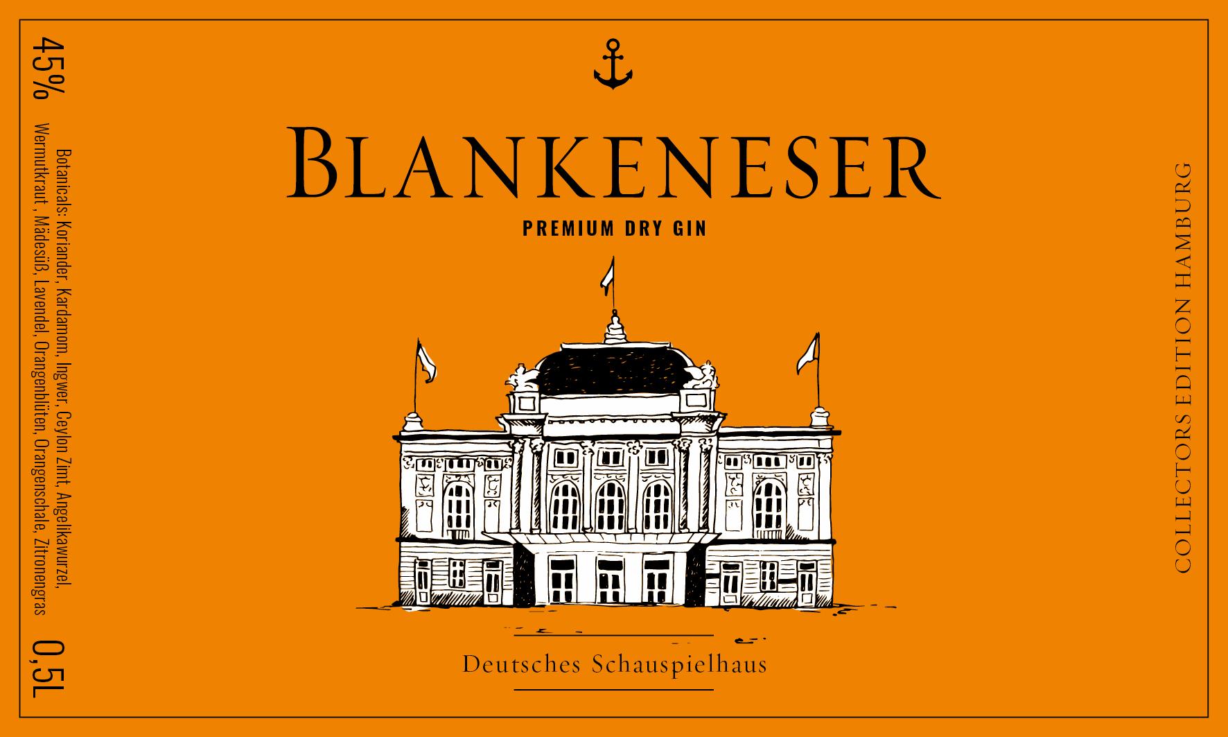Motiv Deutsches Schauspielhaus